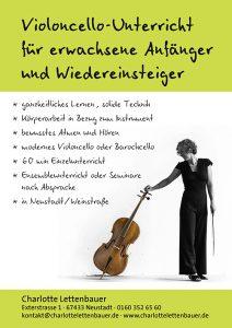 Cello für Erwachsene