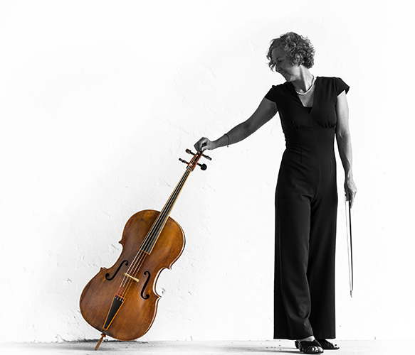 Charlotte Lettenbauer Cello