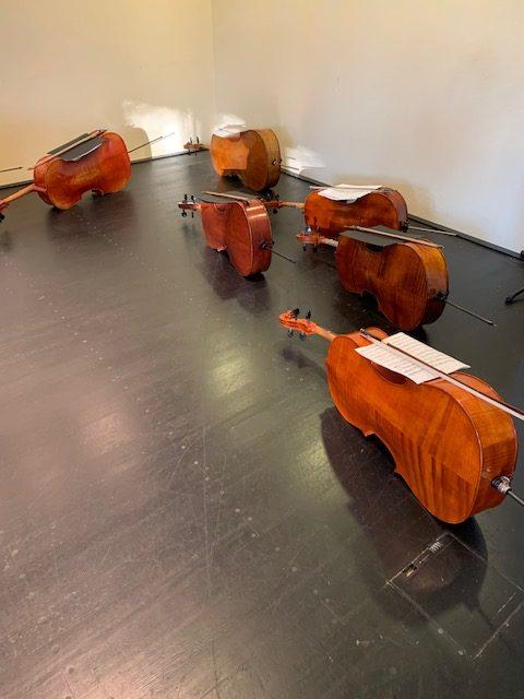 Schülervorspiel Celloklasse Charlotte Lettenbauer