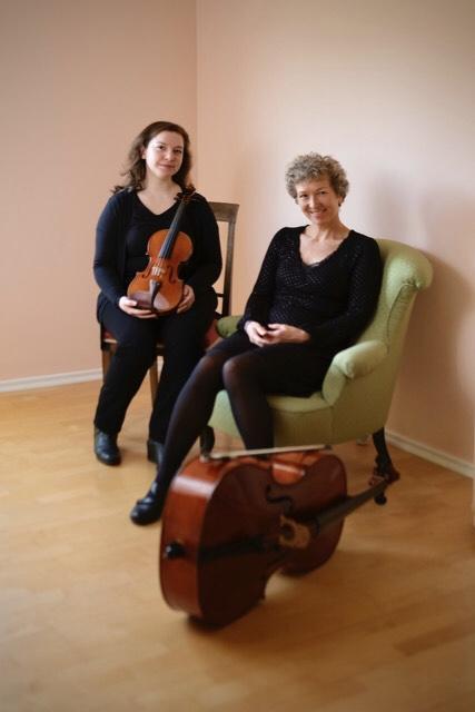 Duo Caloroso : Charlotte Lettenbauer & Carolina Blumenschein