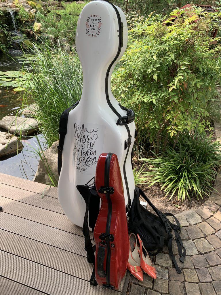 Cello-Geigenkasten Sommer Lettenbauer